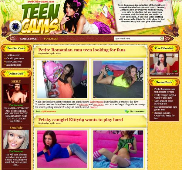 best teen cam girls